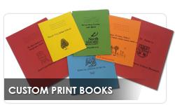 Custom Print Books